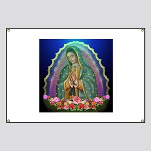 Guadalupe Glow Banner