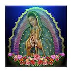 Guadalupe Glow Tile Coaster