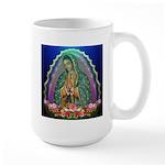 Guadalupe Glow Large Mug