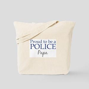 Police: Papa Tote Bag