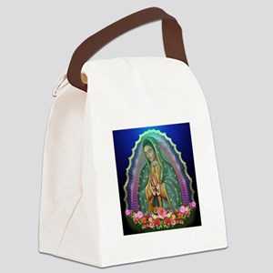 Guadalupe Glow Canvas Lunch Bag