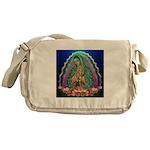 Guadalupe Glow Messenger Bag