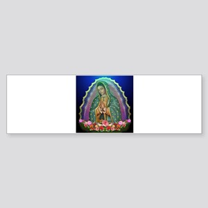 Guadalupe Glow Sticker (Bumper)