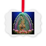 Guadalupe Glow Picture Ornament