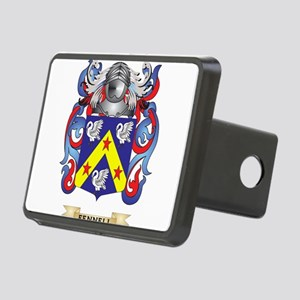 Fennell Coat of Arms Hitch Cover