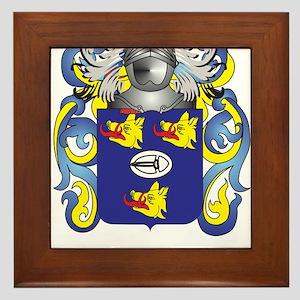 Ferguson Coat of Arms Framed Tile