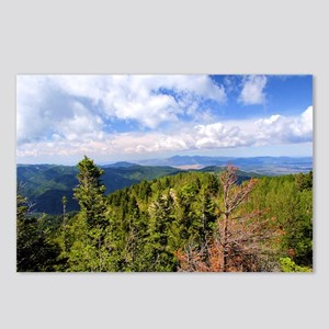 Postcards (Package of 8) Monjeau view N