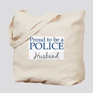 Police: Husband Tote Bag