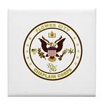 Flower City Chaplain Corps Tile Coaster