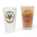 Flower City Chaplain Corps Drinking Glass