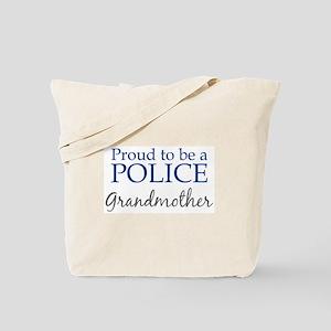 Police: Grandmother Tote Bag