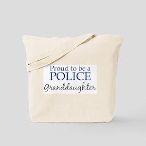 Police: Granddaughter Tote Bag