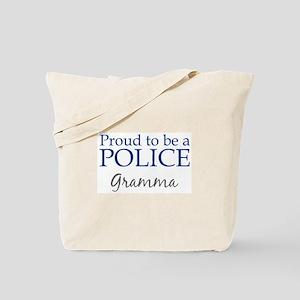 Police: Gramma Tote Bag