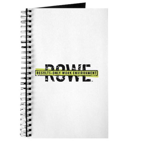 ROWE Journal