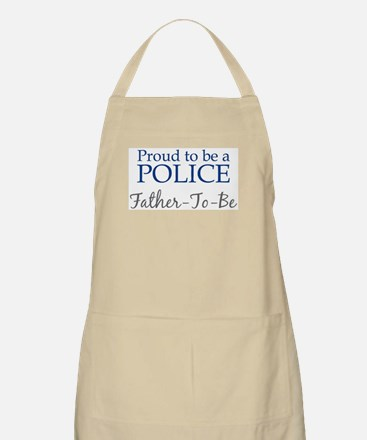 Police: Father-To-Be BBQ Apron