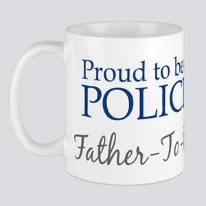 Police: Father-To-Be Mug