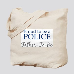 Police: Father-To-Be Tote Bag