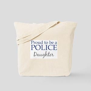 Police: Daughter Tote Bag