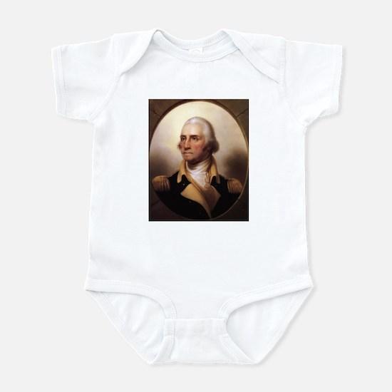 Washington Portrait Infant Bodysuit