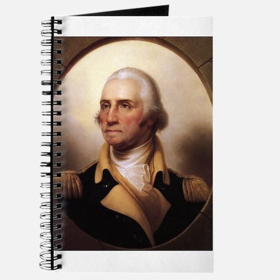 Washington Portrait Journal