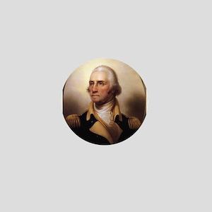 Washington Portrait Mini Button