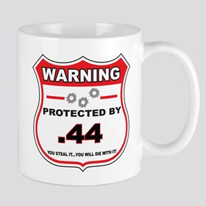 protected by 44 shield Mug