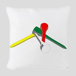 2106430 Woven Throw Pillow