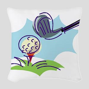 21137888 Woven Throw Pillow