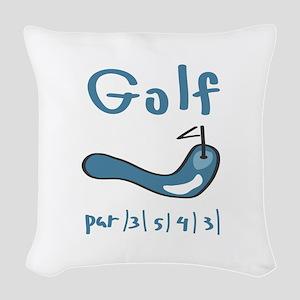 32242525 Woven Throw Pillow