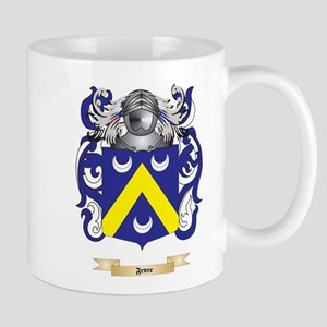 Fevre Coat of Arms Mug
