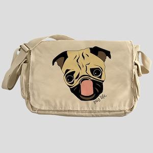 pug2 Messenger Bag