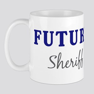Future Sheriff Mug