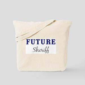 Future Sheriff Tote Bag