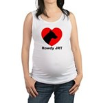 Rowdy JRT Silhouette Personalize This Maternity Ta
