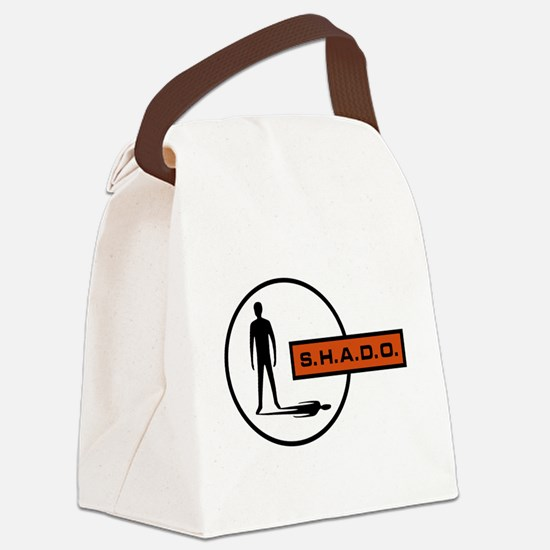S.H.A.D.O. Canvas Lunch Bag