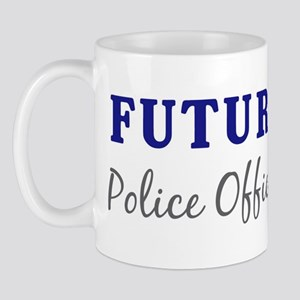 Future Police Officer Mug