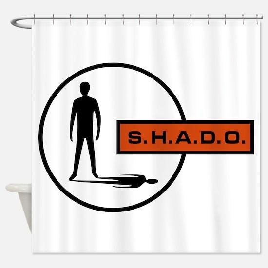 S.H.A.D.O. Shower Curtain
