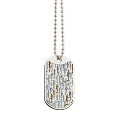 School of Sharks 2 Dog Tags