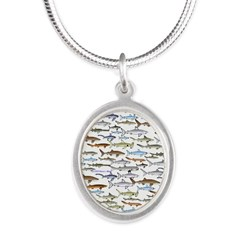 School of Sharks 2 Necklaces