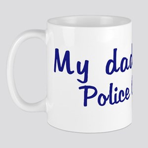 Police Captain - My Daddy Mug