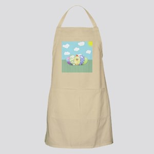 Easter Chick (sc) Apron