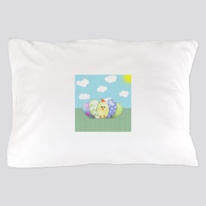 Easter Chick (sc) Pillow Case