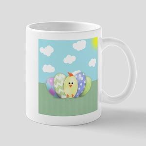Easter Chick (sc) Mug