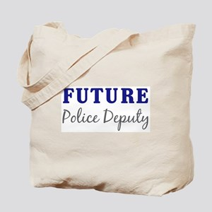 Future Police Deputy Tote Bag