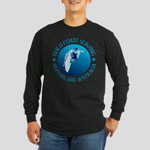 Gold Coast Surfing Long Sleeve T-Shirt