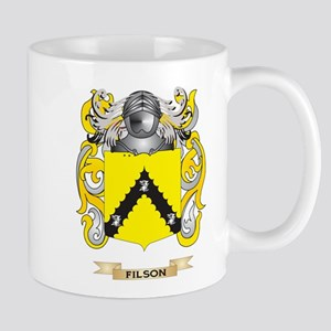 Filson Coat of Arms Mug