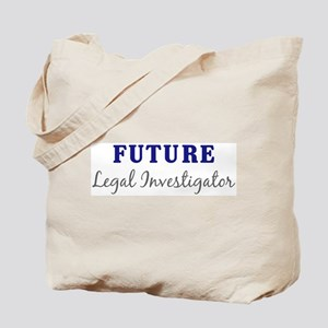 Future Legal Investigator Tote Bag
