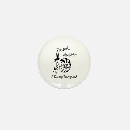 Patiently Waiting... Mini Button (100 pack)
