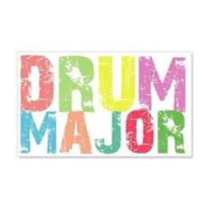 Drum Majors Wall Decal
