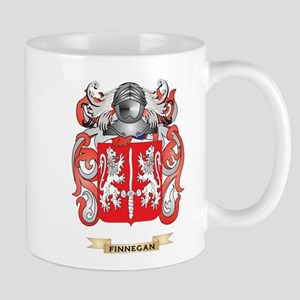 Finnegan Coat of Arms Mug